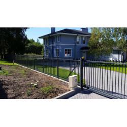 Metalinė tvora 20x20 m2 Klasik