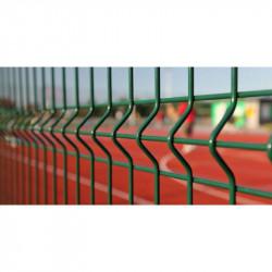 Spalvoti 3D segmentai RAL6005. L2500mm H1530mm 5mm