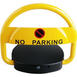 Autombilių stovėjimo vietos užraktas