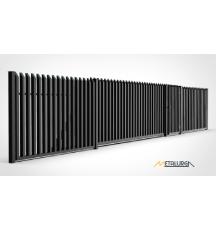 Fasadinė tvora